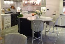 Project: New Showroom / Classical styled showroom showcasing 'The Living Kitchen' at www.mooreandbradfield.com