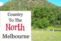 Melbourne - Country - North / Great places to explore North of Melbourne, Australia