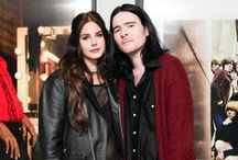 Lana and Barrie James Love / by Maree Mohr