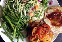 Healthy Cooking / by Tara Porter