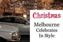 Melbourne - Christmas / Melbourne celebrates Christmas twice a year. Once in July and the other time is the traditional December date, 25th December. These images have been collected celebrating all things 'Christmasy' about Melbourne and other areas of the Victorian countryside.