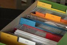 Organizing & Home Efficiency Ideas