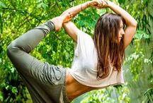 Yoga / by Kiersten Ferguson
