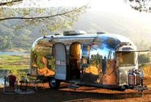 Airstream Ideas / Thoughts for our future airstream / by Rod Timby