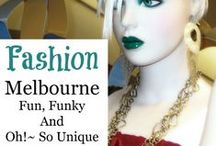 Melbourne - Fashion / Known throughout the world as 'The fashion Capital of Australia' Melbourne loves everything to do with fashion.