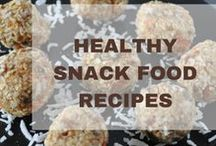 * Healthy Snack Food * / Lose weight and stay healthy by choosing healthy snack food  that nourish your body. Say  bye bye to junk food. Eat better feel better.  No sacrifice on taste. Yum!  #cleaneatingsnacks #healthysnacks #lowcalorie