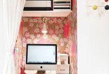 bookshelves/closet re-do