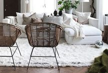 Project: Whittle Living Room | Dining Room Remodel / Rustic Luxe. White washed & rich wood - an eclectic mix. Classic + contemporary with a hint of retro and tonnes of vintage charm. Heaven.