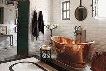 Interior Inspiration - Bathrooms