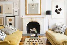 Interior Inspiration - Living Spaces