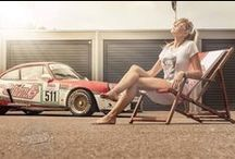 beautiful women and cars / by Rod Timby
