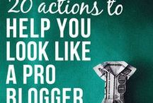 Blogging / Bloggging, WordPress, Plugins, Themes / by Jasmin Morales