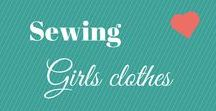 Sewing Girls Clothes / This board has Girls sewing patterns and clothes that are handmade. I love being inspired by other to recreate and make it my own. There many be some affiliated links in this board.