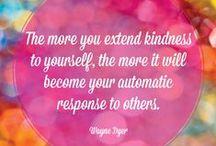 Dr. Wayne Dyer / Empowerment, inspiration, self love