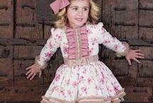 Moda infantil / Ropa de niño y ropa de niña