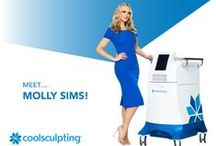 Molly Sims Brand Ambassador / by CoolSculpting by ZELTIQ