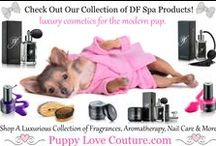 A Luxurious Collection Of Doggie Spa Products / A Luxurious Collection Of Fragrances, Aromatherapy, Nail Care, Gift Sets & More!