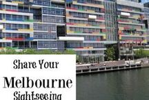 Melbourne -Your Sightseeing Adventures / Sharing amazing Melbourne sightseeing experiences.
