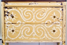 Home Decor - Painted Furniture / furniture painting and redos