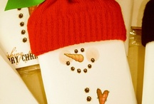 Winter Ideas / by Creations by Mrs. Mouse (Melissa Mize)