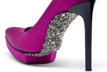 Rochell E Shoe Style / Shoes are a girl's best friend! / by Rochell E James-Lewis
