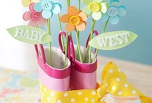 Baby birdy baby shower / by Marcy {simply sprout}