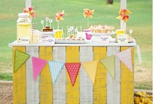 lemonade Party / by Marcy {simply sprout}