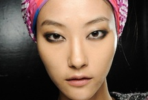 2013 Makeup Spring/Summer  / The latest makeup trend straight off the runway!  / by Rochell E James-Lewis