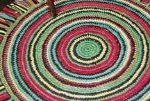 Love for Rag Rugs / by Suzi Wilder