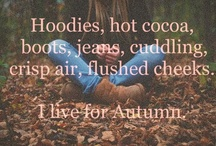 fall times. / everything that i love about my favorite season, autumn.