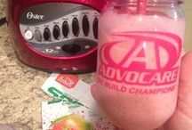 Advocare Product Recipes / Lots of recipes for my Advocare Products   Advocare Products available at: https://www.advocare.com/160312791