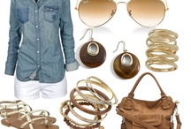 Spring/Summer Styles  / by Sarah Jacobs