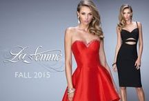 Cocktail, Homecoming, & Short Prom Dresses / La Femme cocktail dresses. La Femme dress. Cocktail dress. Homecoming dress. Short prom dress. Short white prom dress. New Years dress. Little black dress. Bachelorette dress.