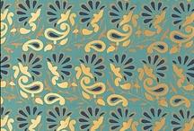 designs/patterns. / eye pleasing designs.