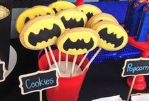 Batman Birthday / by Marcy {simply sprout}
