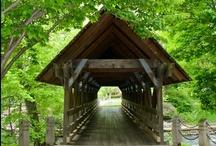 Covered Bridges / by Brian McKinney
