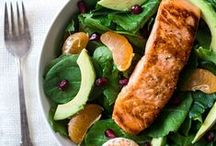 Salad Recipes! / A board devoted to salad recipes! Healthy! / by Food Faith Fitness