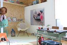 Photo Display - Nursery / by Joanna Ramirez