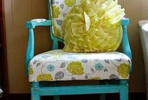 Furniture Restyled / by Sarah Elder Salas