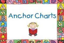 Anchor Chart Ideas / This shows example of anchor charts. / by Creations by Mrs. Mouse (Melissa Mize)