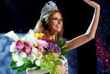 Pageant Dresses & Style / Pageant dresses. Pageant style, Sparkles. Crowns. Jewels. Sequins. Gowns. Beauty.