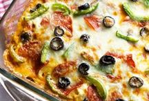 Pizza and Pasta Recipes! / A board devoted to pizza and pasta recipes! Yay comfort food! / by Food Faith Fitness