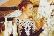 Black & White Dresses / Black and white dresses. Prom dresses. Pageant dresses. Homecoming dresses. New Years Eve dresses. Charity ball gown. Fashion. Style.