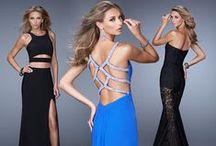 Prom Dresses - Spring 2015 / La Femme Prom Dresses - Spring 2015! Pageant dresses. Formal dresses. Short prom dresses. Little black dresses. Homecoming dresses. Winter Formal dresses. Military Ball dresses. Ball gowns.