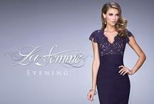Evening Dresses / Evening Dresses. Mother of the Bride. Mother of the Groom. Wedding Dresses. Wedding Guest.  / by La Femme Fashion