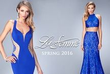 Prom Dresses - Spring 2016 / by La Femme Fashion