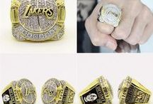 NBA Basketball Championship Rings / NBA Basketball Championship Rings
