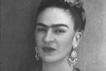 Inspiração | Frida Kahlo