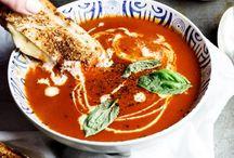 Soup/Soep / Comfort food bij uitstek