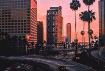 ☁︎ City, night